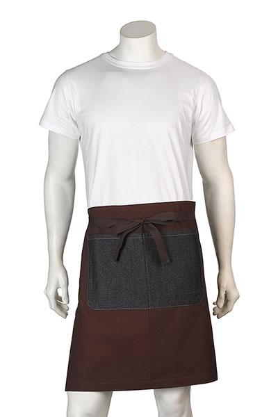 A17 Jimmy Canvas Waist Apron